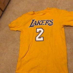 Lonzo Ball Lakers Shirt